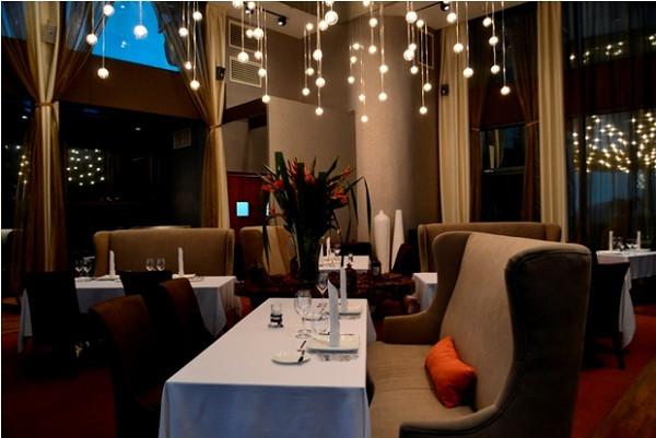 The Upper Deck Fine Dining Restaurant